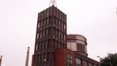 Central de comunicaciones de ENSIDESA