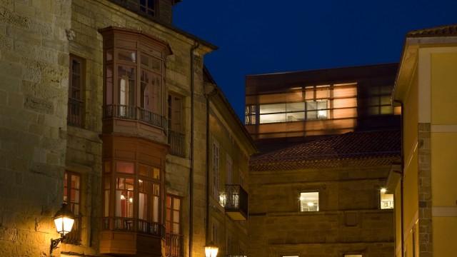 Sede del colegio oficial de arquitectos de asturias en - Arquitectos en gijon ...