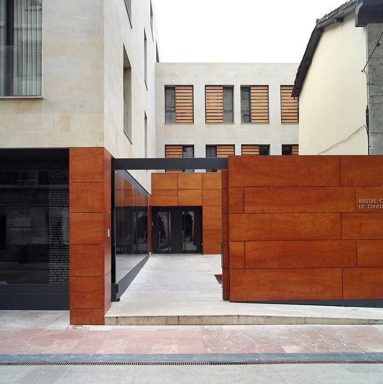 Ilustres Colegio de Abogados de Oviedo