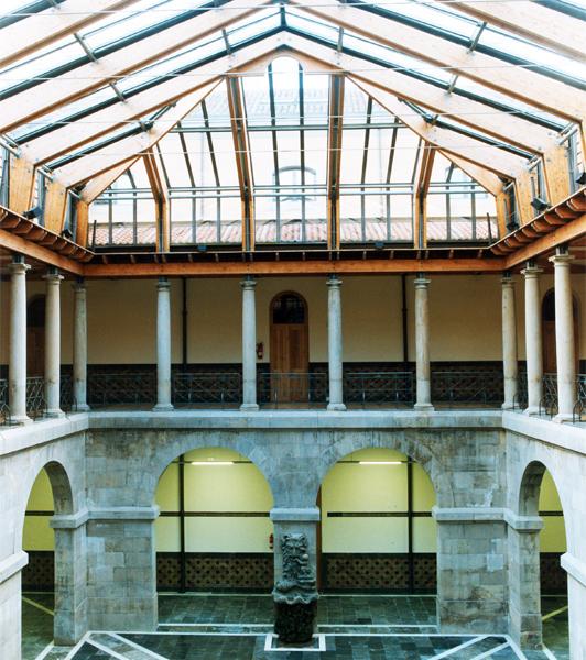 Rehabilitación del antiguo Instituto Jovellanos