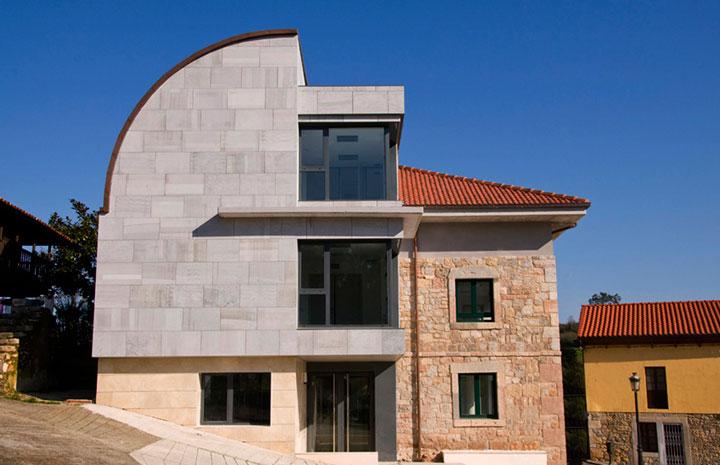 Rehabilitación y Ampliación Casa Consistorial Santullano