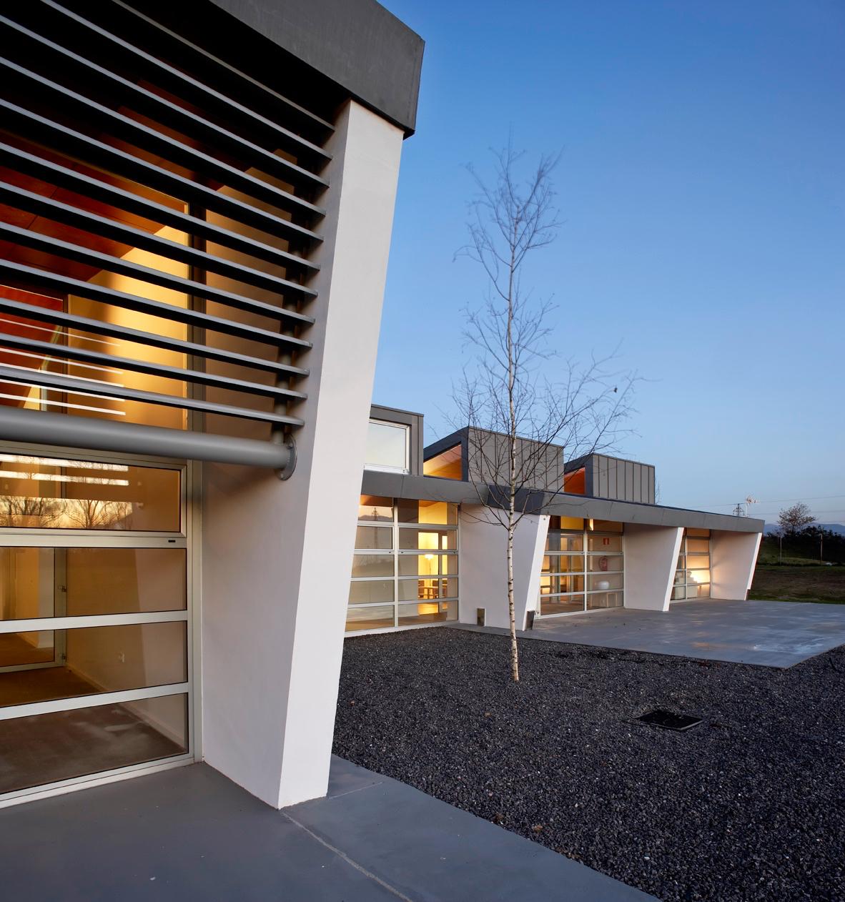 Edificio para Tanatorio en Los Arenales