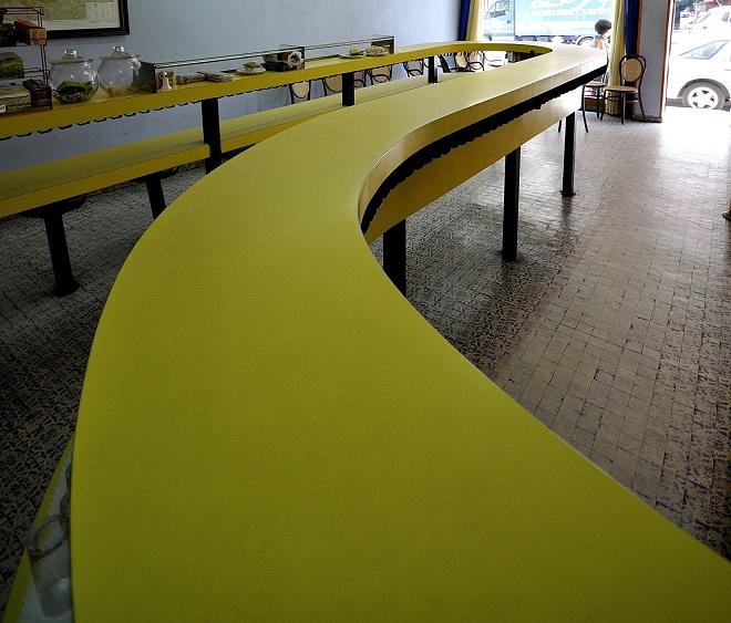 Chigre – restorán Riesco / Cafetería – restaurante Riesco