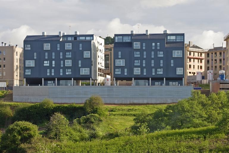 2 Edificios de viviendas en El Nodo