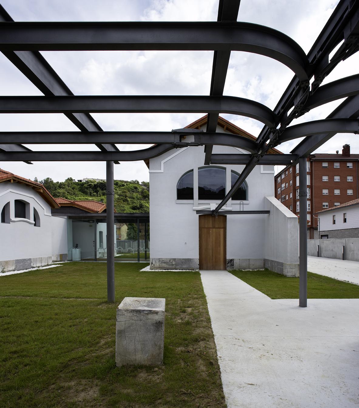 Pinacoteca municipal de Langréo Eduardo Úrculo