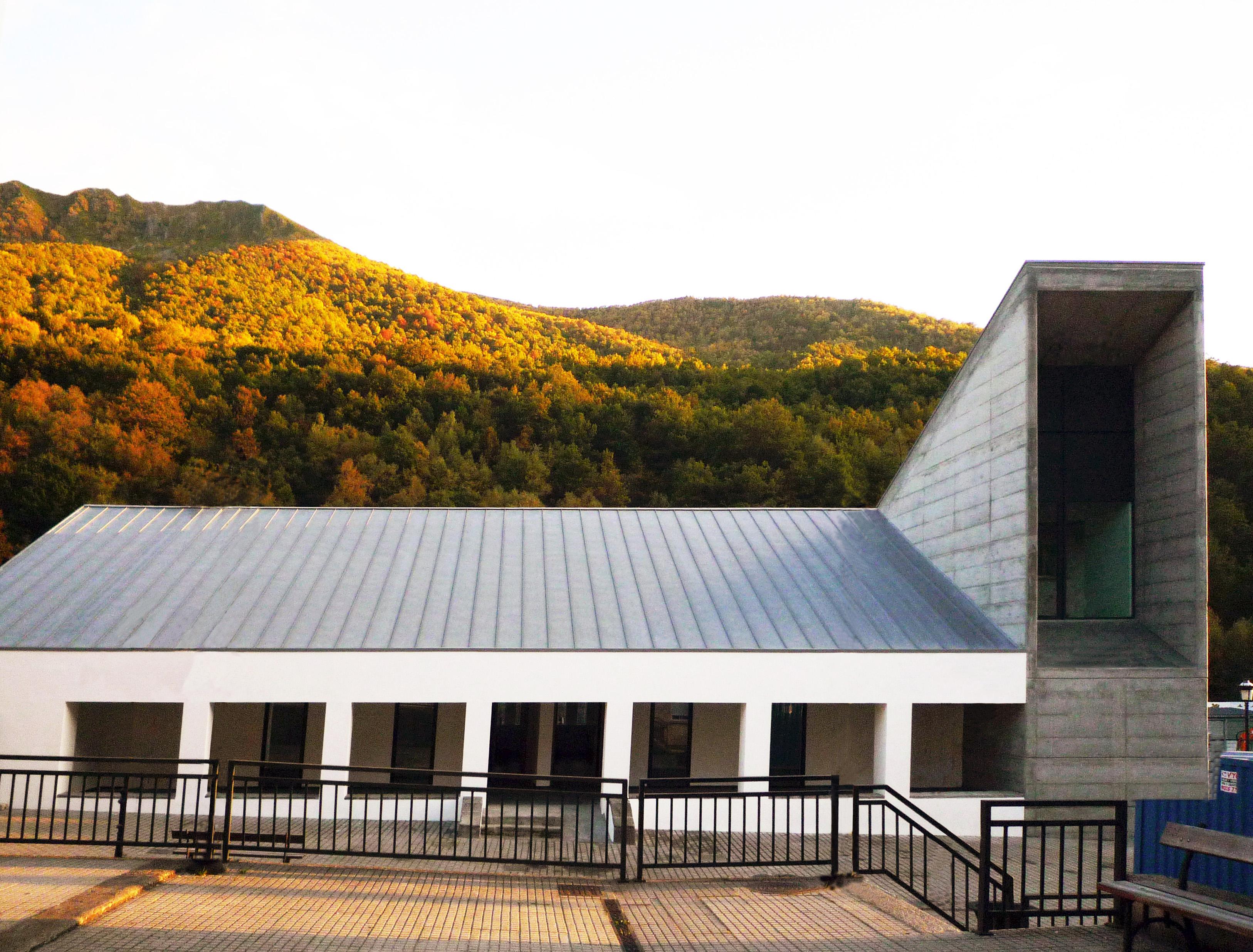 Rehabilitación y Ampliación de la Iglesia Santa María de Cerredo en Degaña